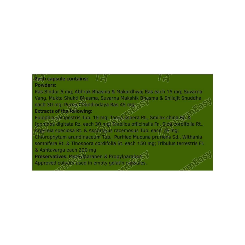 Charak Addyzoa Capsules