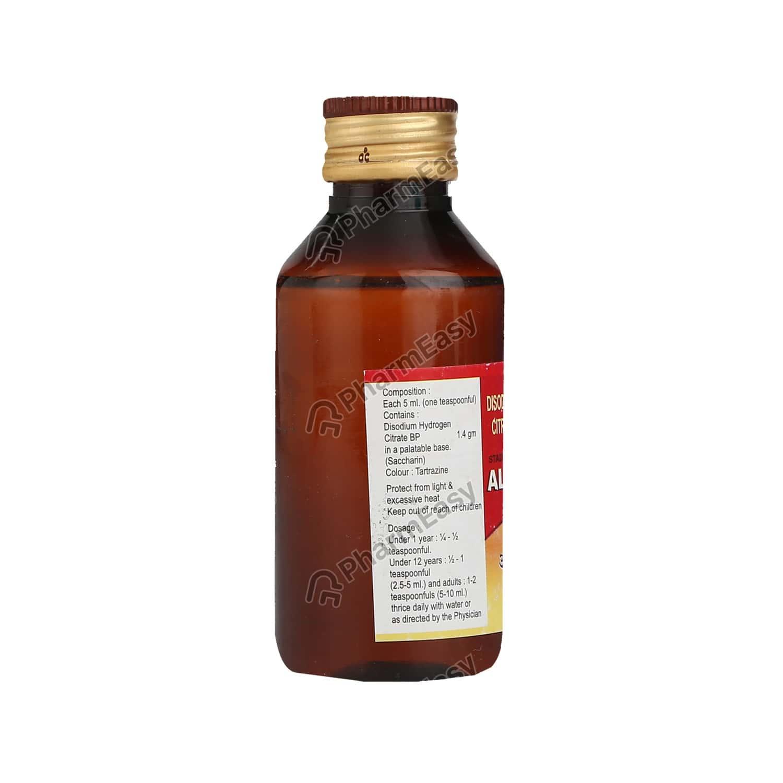 Alkasol Sugar Free Solution 100ml