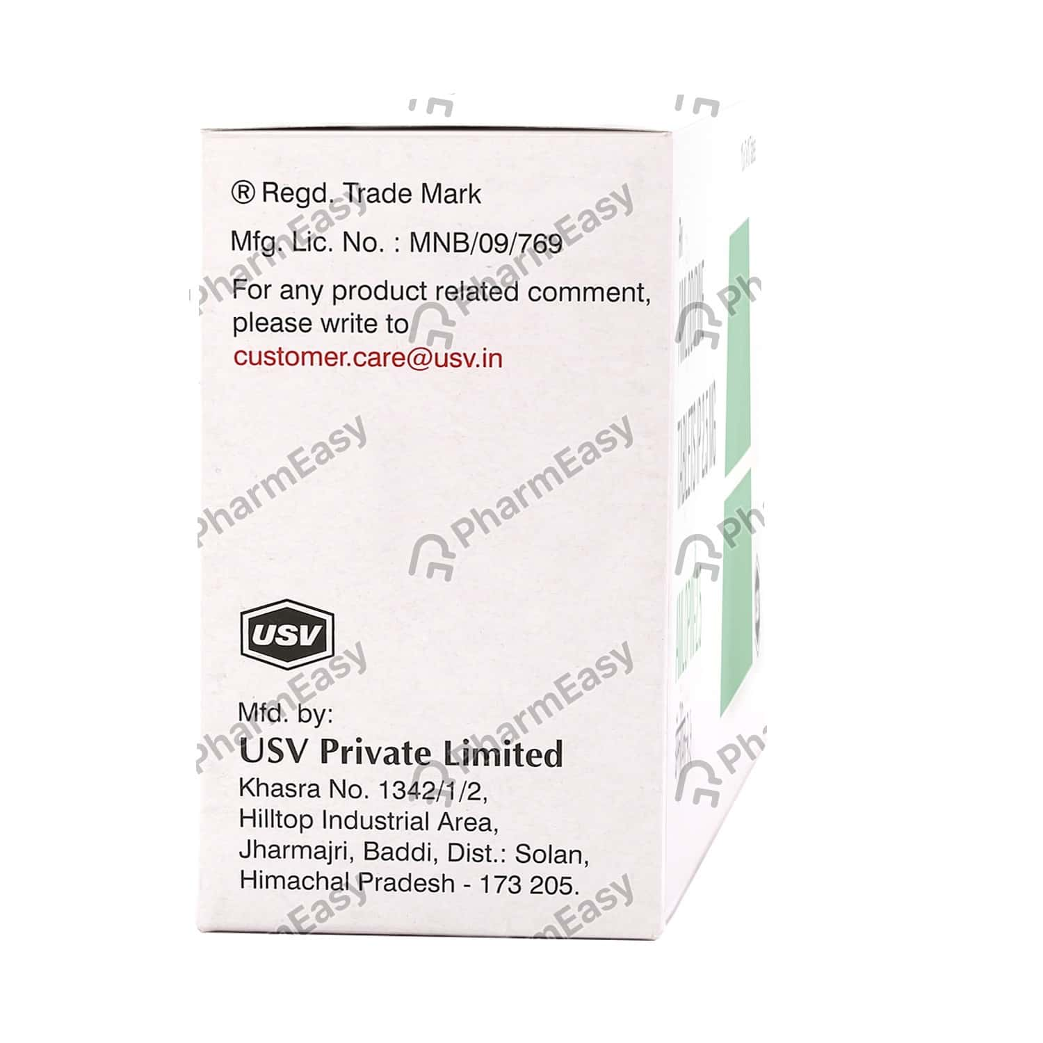 Amlopin 2.5mg Strip Of 10 Tablets