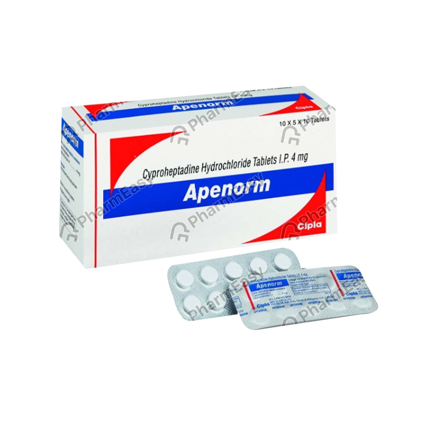 Apenorm 4mg Tablet 10's