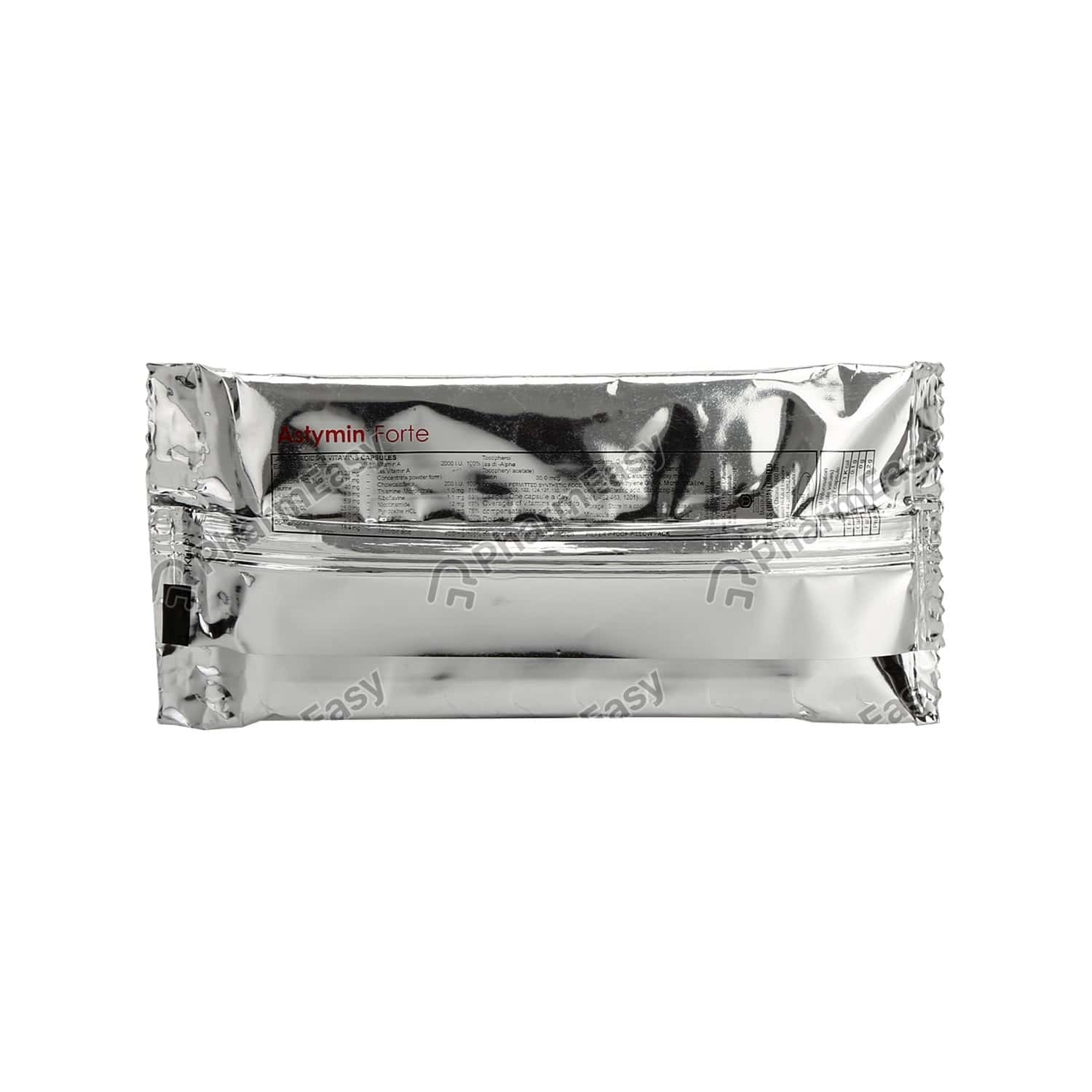 Astymin Forte Strip Of 20 Capsules