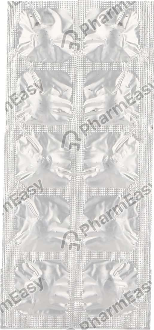 Atorva 40mg Strip Of 10 Tablets