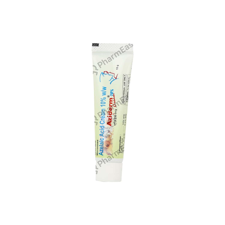 Aziderm 10% Cream