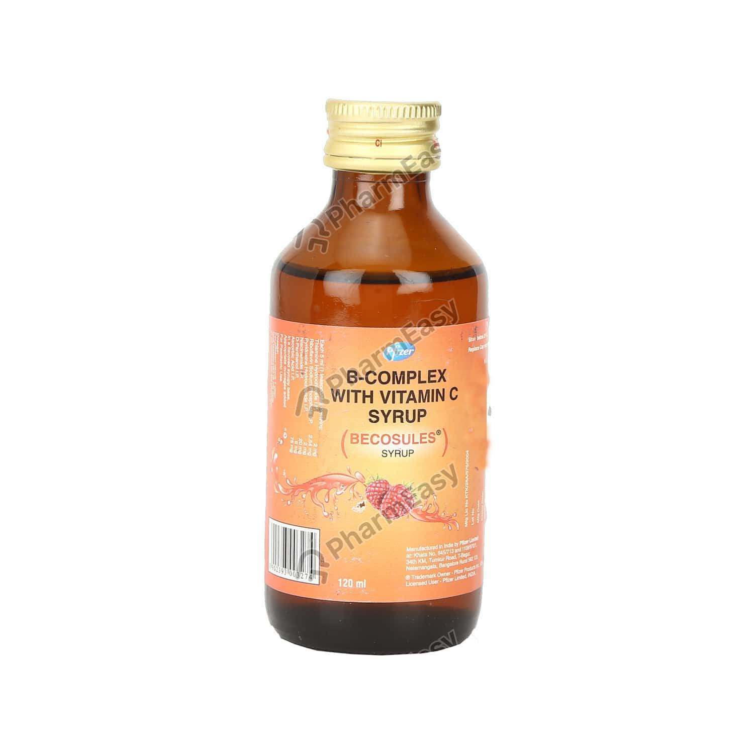 Becosules Syp 120ml