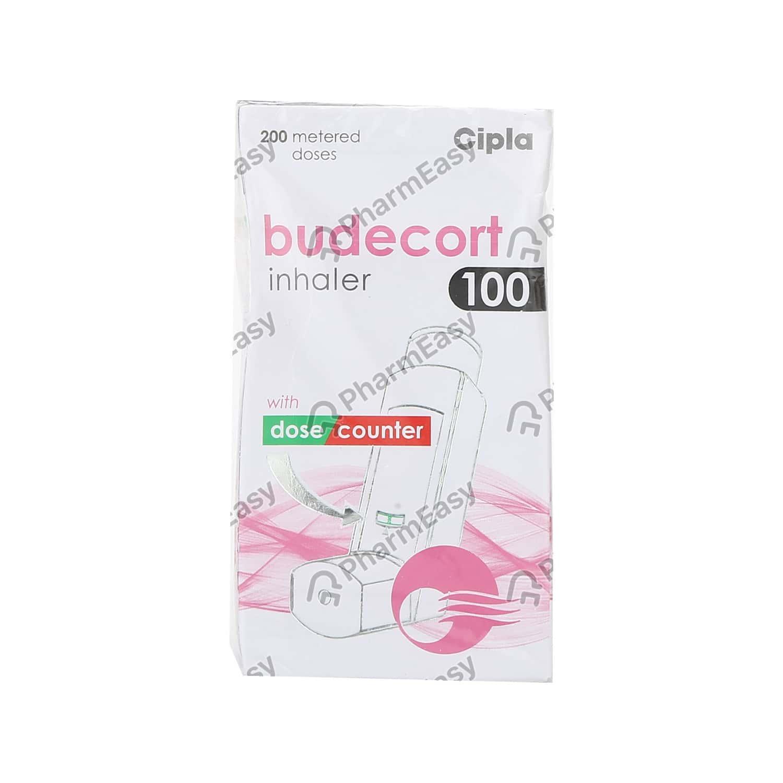 Budecort 100mcg Inhaler 200md