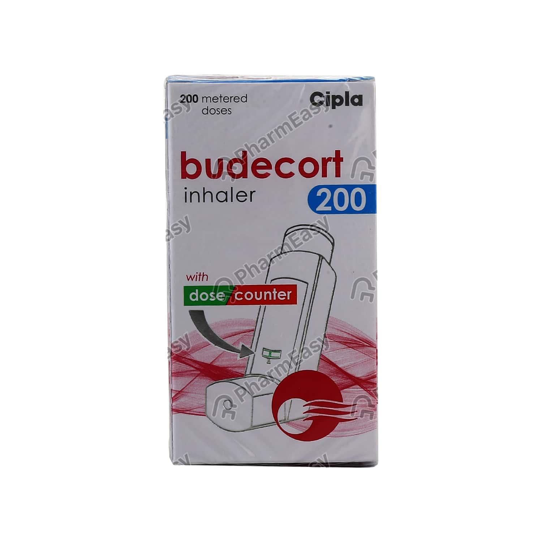 Budecort 200mcg Inhaler 200md