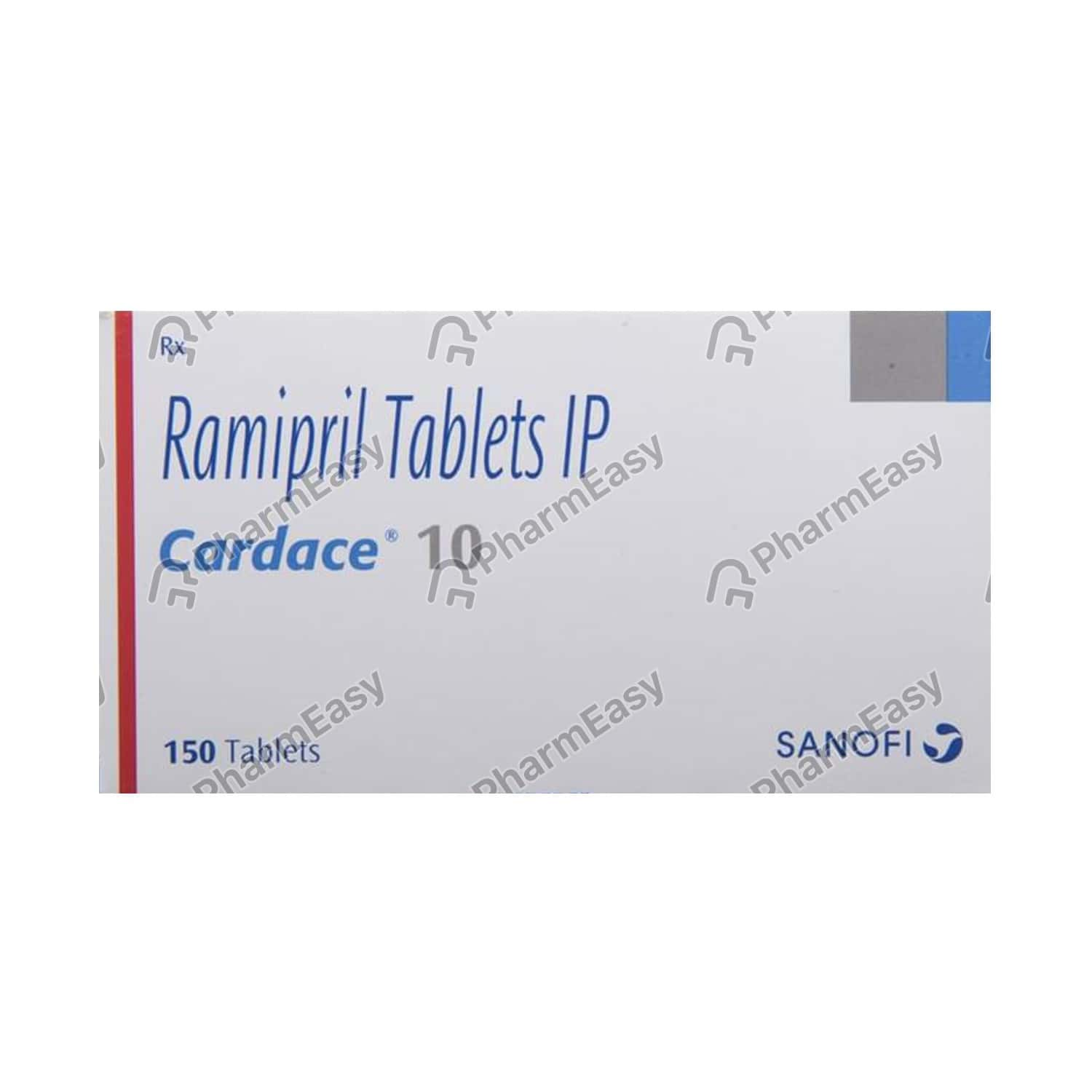 Cardace 10mg Tablet