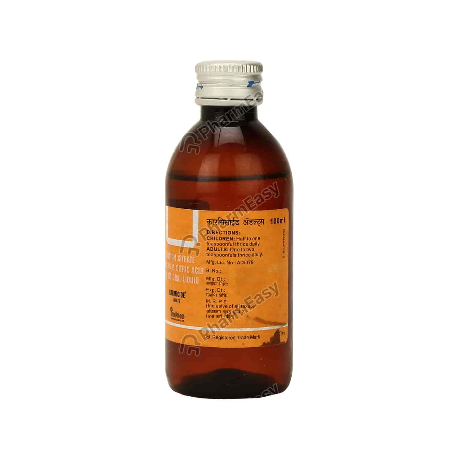 Carmicide Adult Liquid 100ml