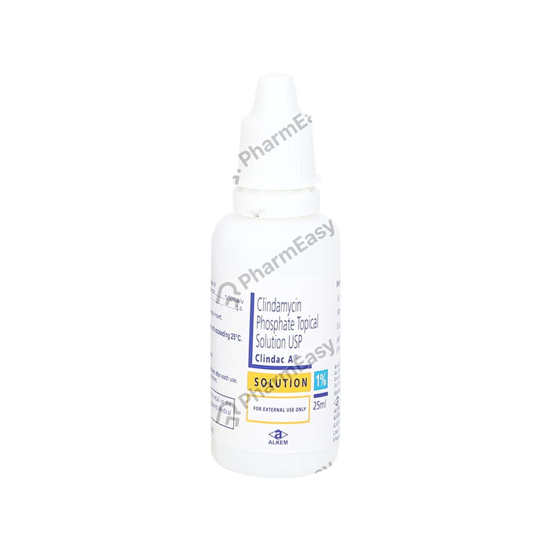 Clindac A 1% Solution 25ml