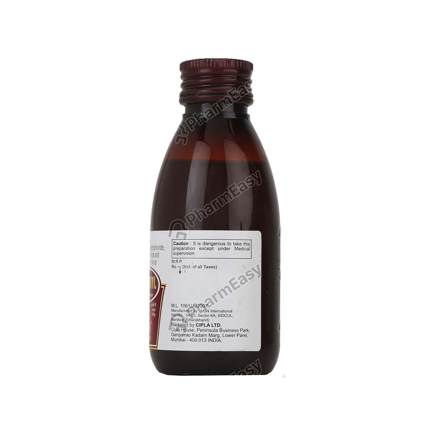 Cofryl Cough Syrup 100ml