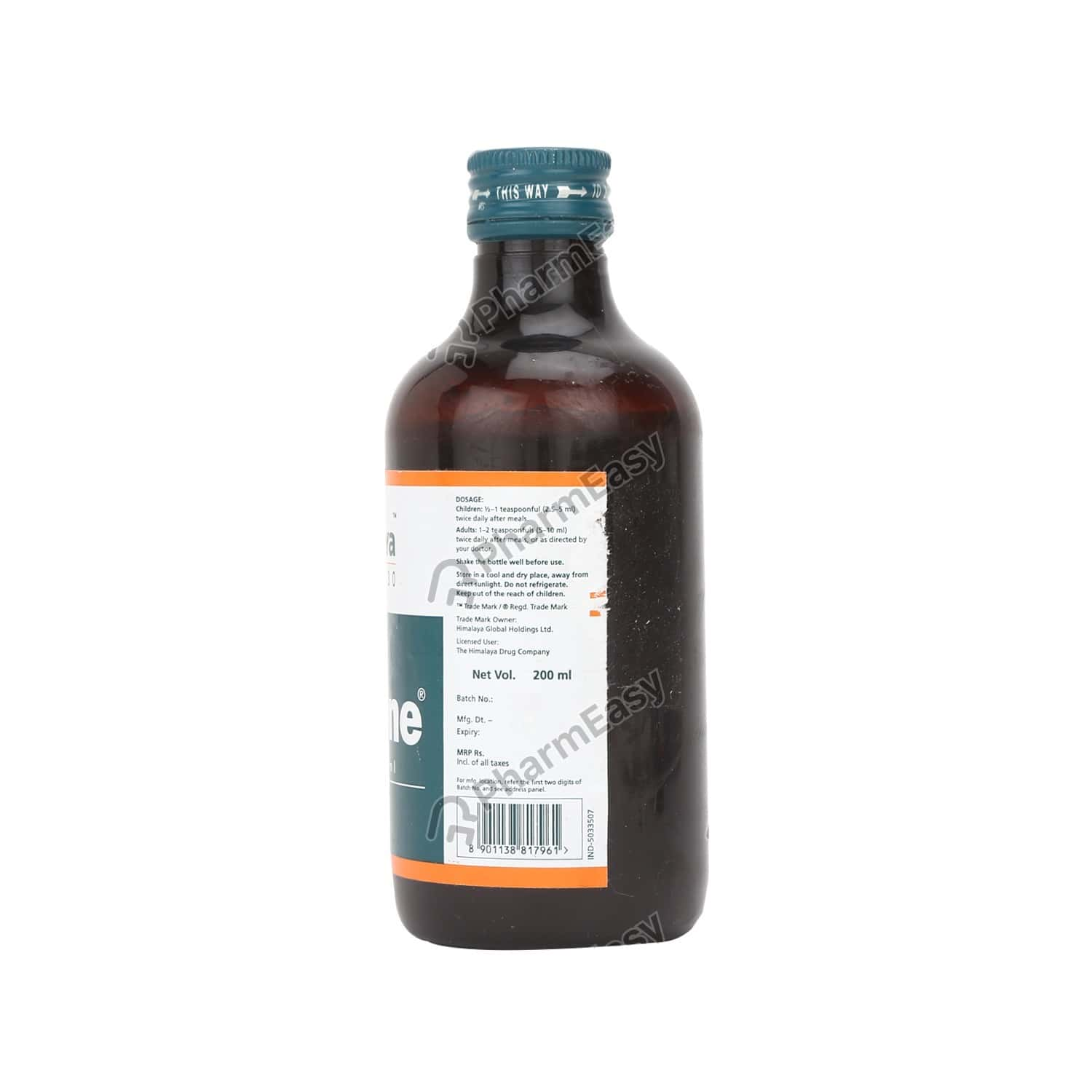 Cystone Bottle Of 200ml Syrup