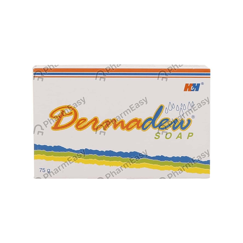 Dermadew Wrap Of 75gm Soap
