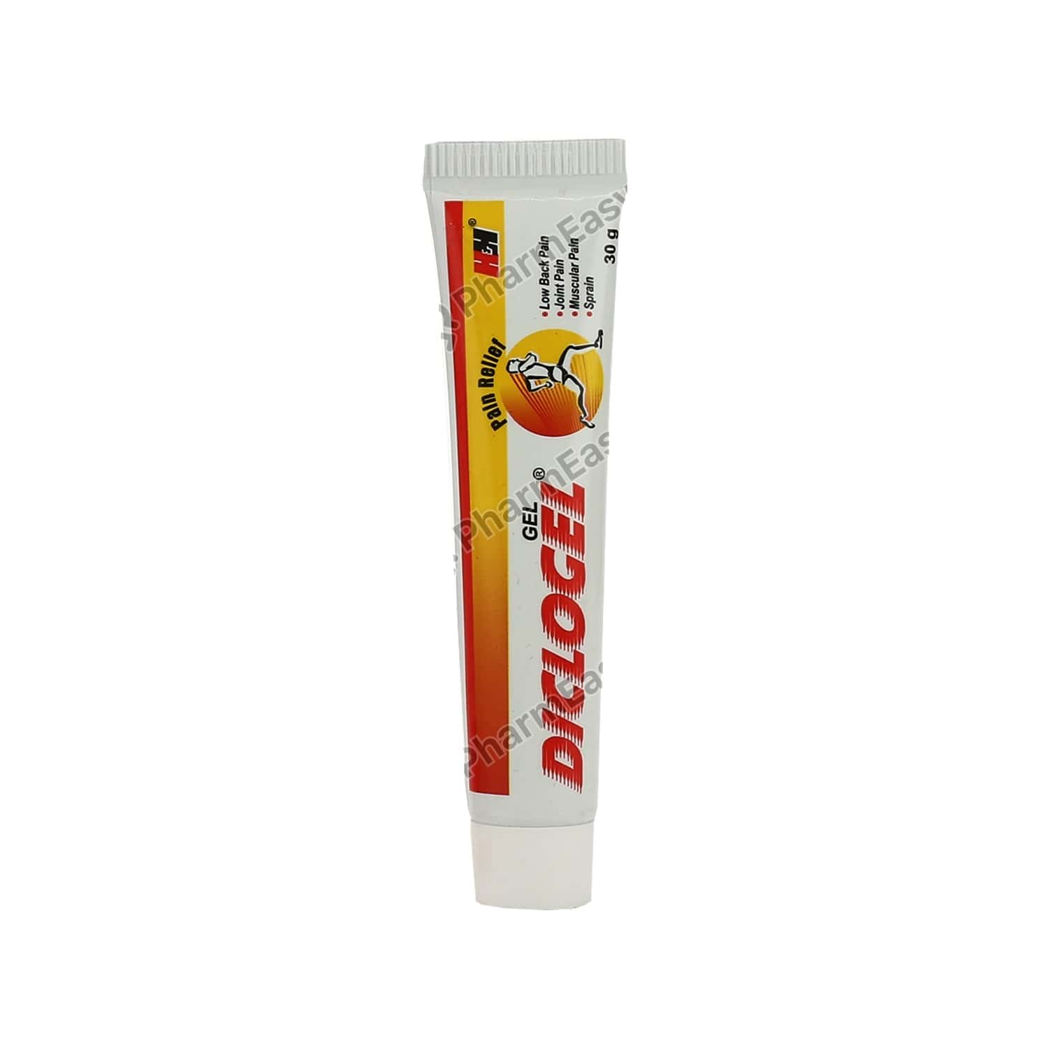 Diclogel Tube Of 30gm Gel