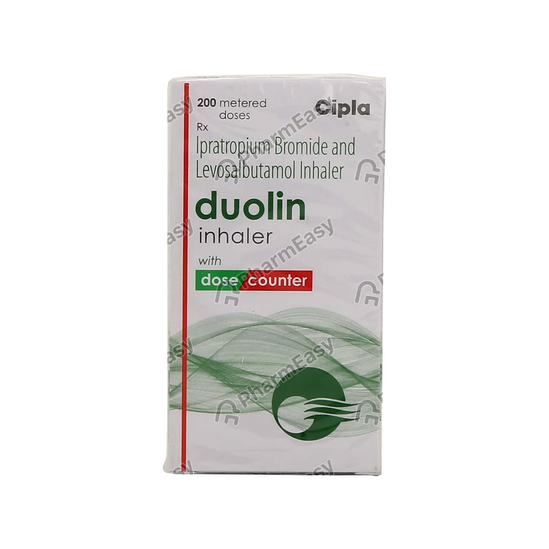 Duolin Inhaler 200md