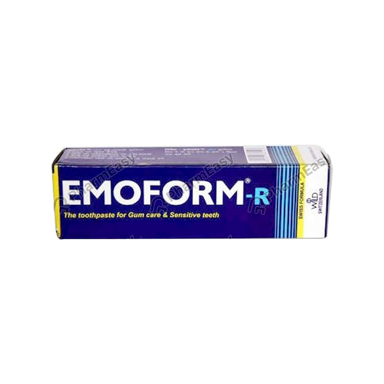 Emoform R Tooth Paste 150gm