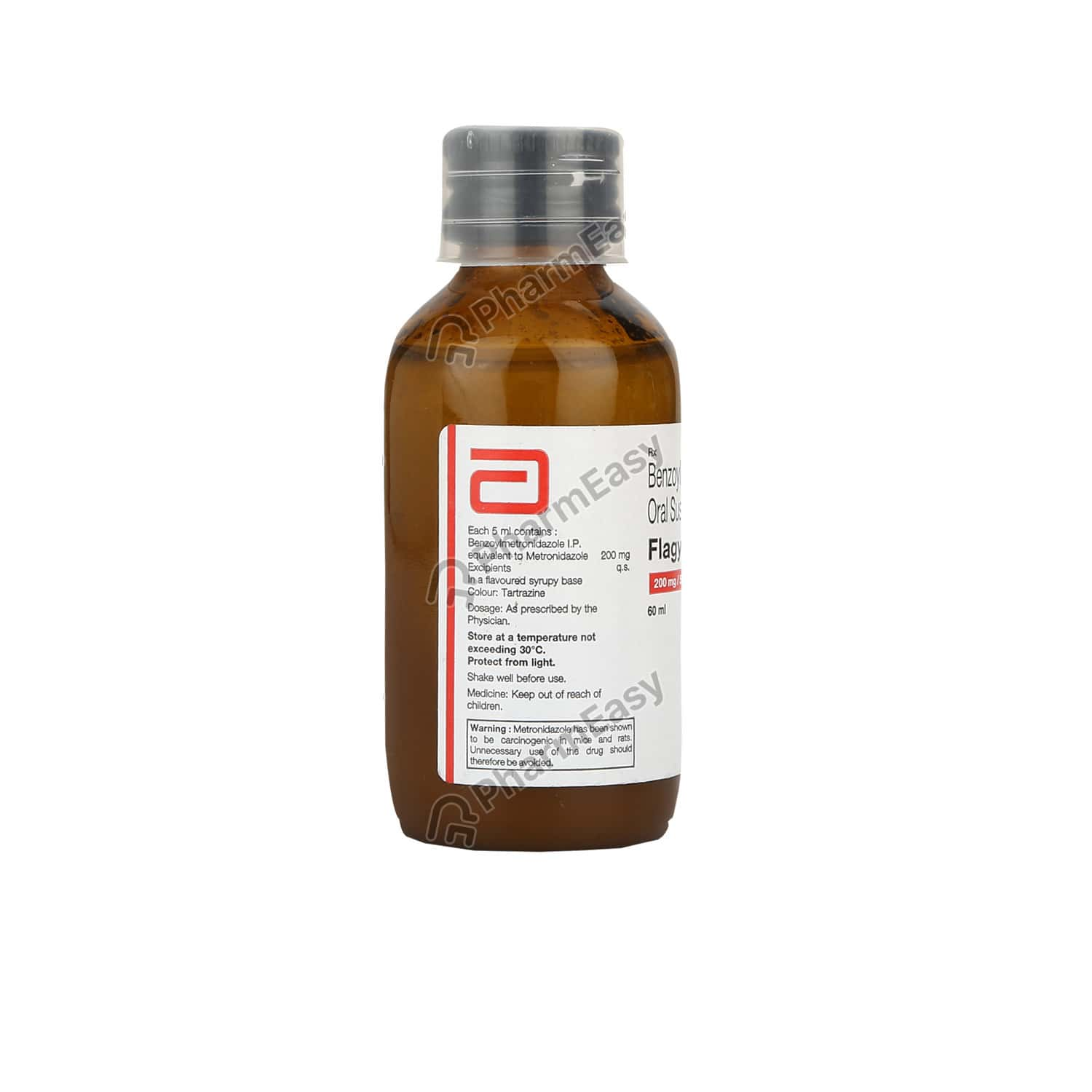 Flagyl 200mg Susp 60ml