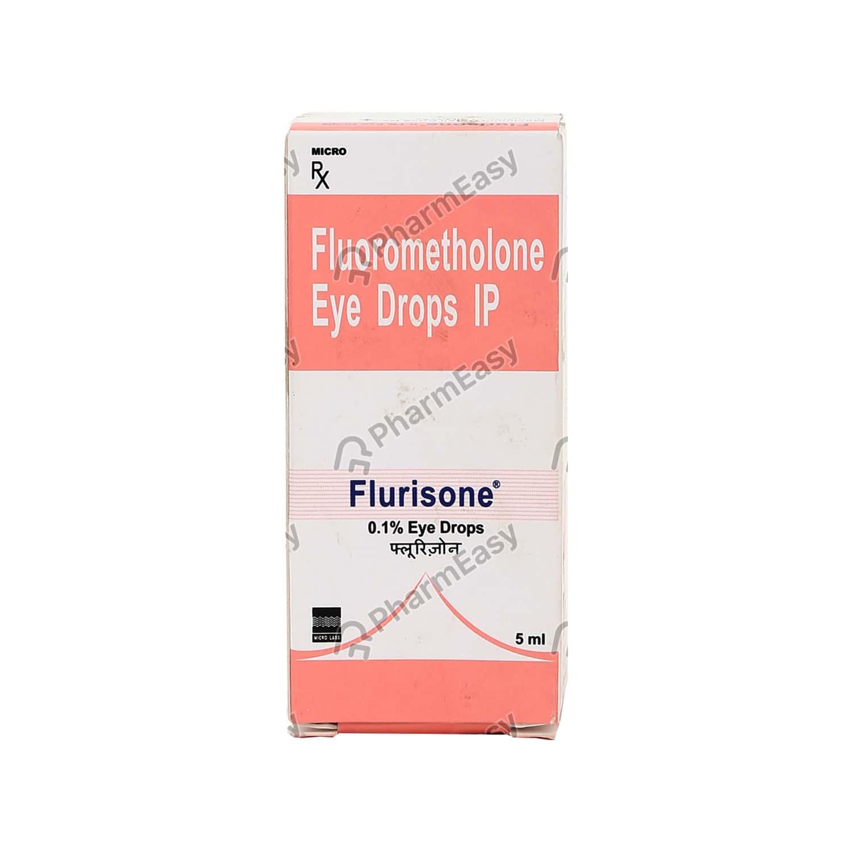 Flurisone 0.1% Eye Drops
