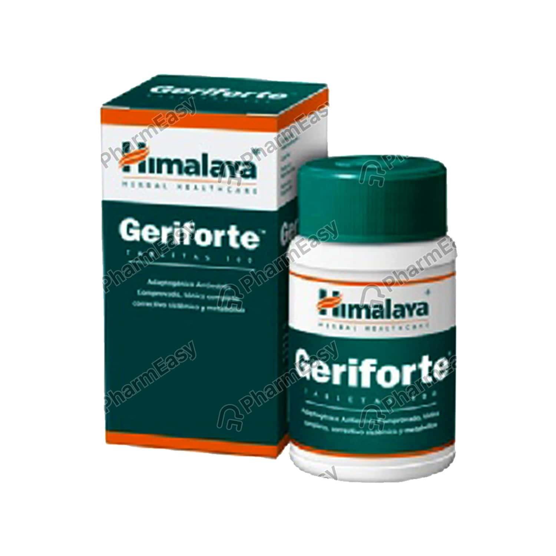 Himalaya Geriforte Tablets - 100's