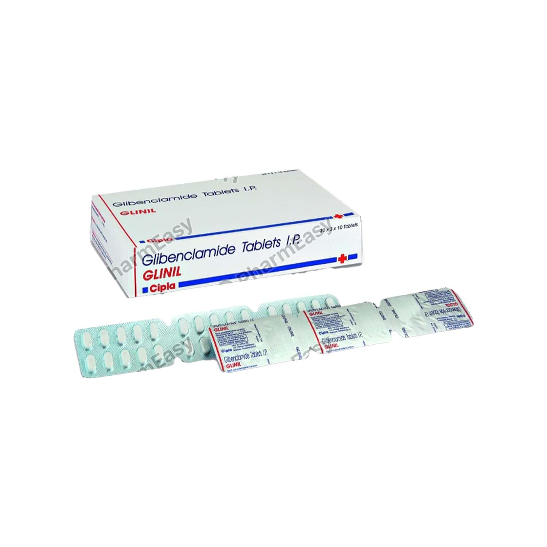 Glinil 5mg Tablet