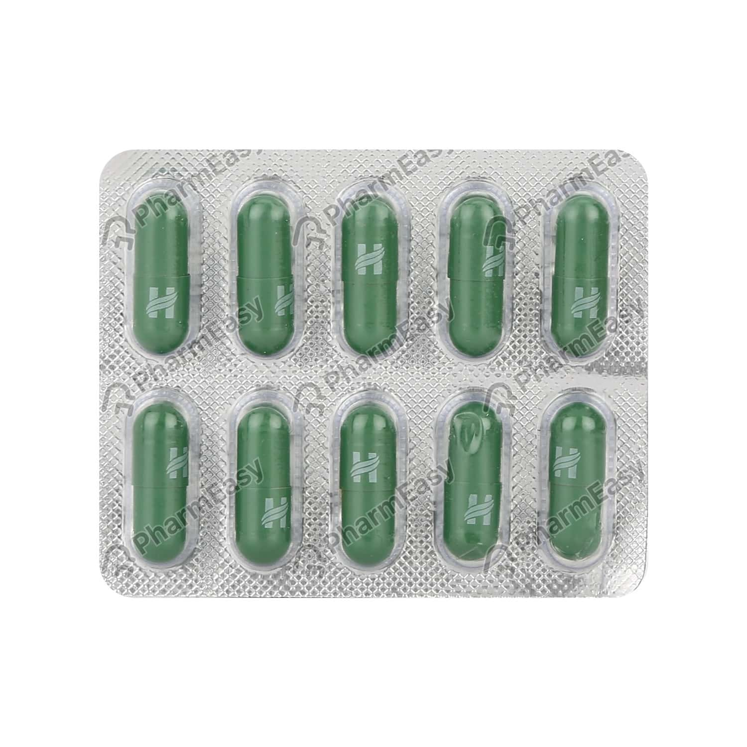 Herbolax Strip Of 10 Capsules