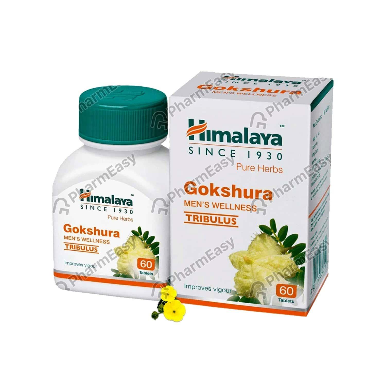 Himalaya Gokshura Tablets 60's