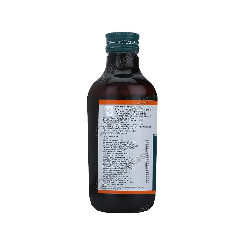 Himalaya Mentat Syrup - 200ml