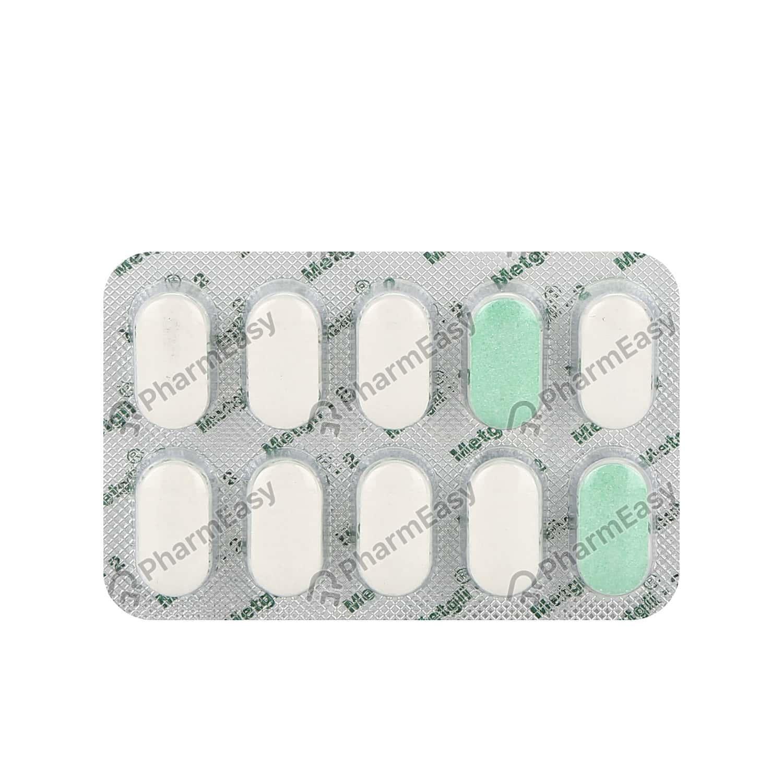 Metgli 2mg Tablet