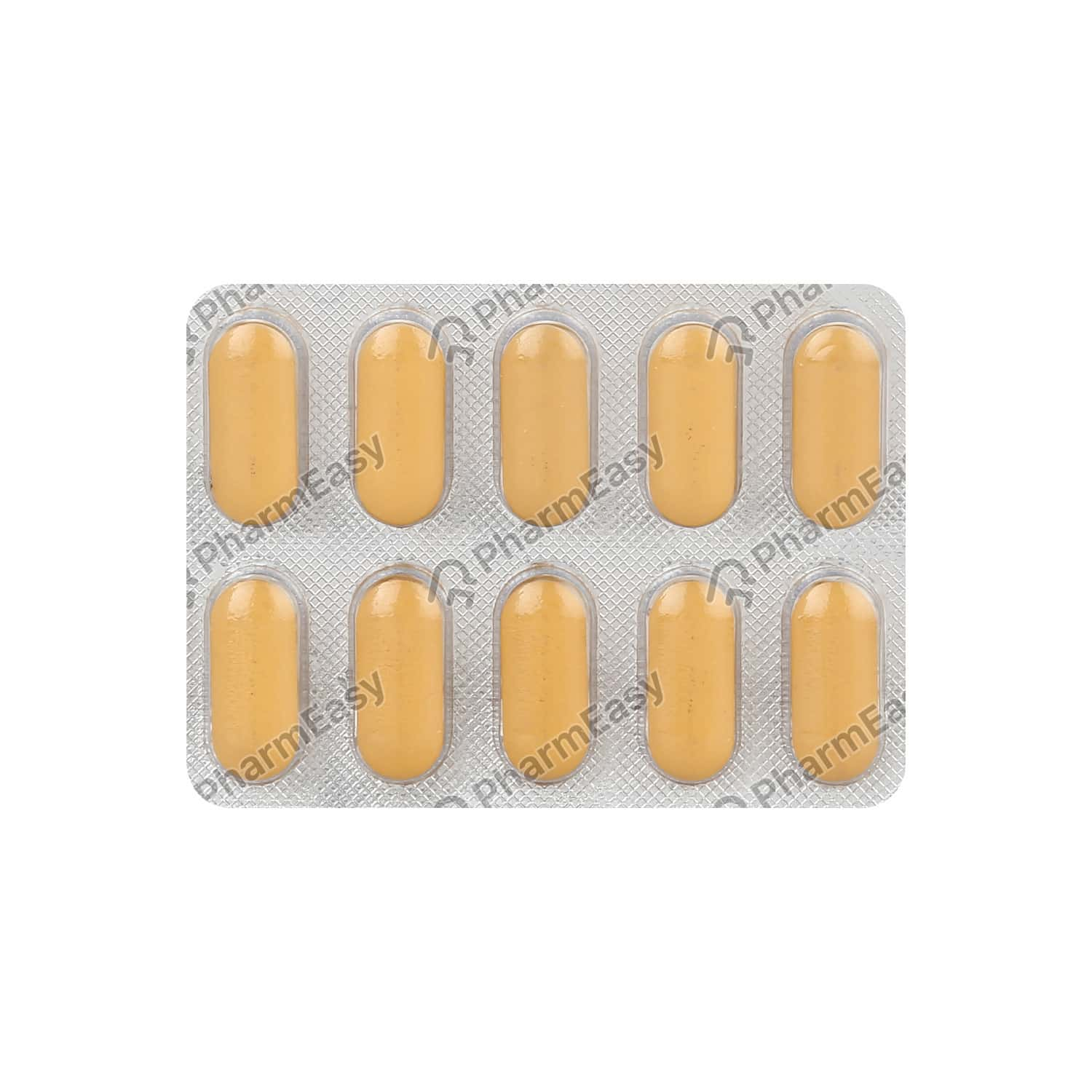 Metride Ds 2mg Strip Of 10 Tablets