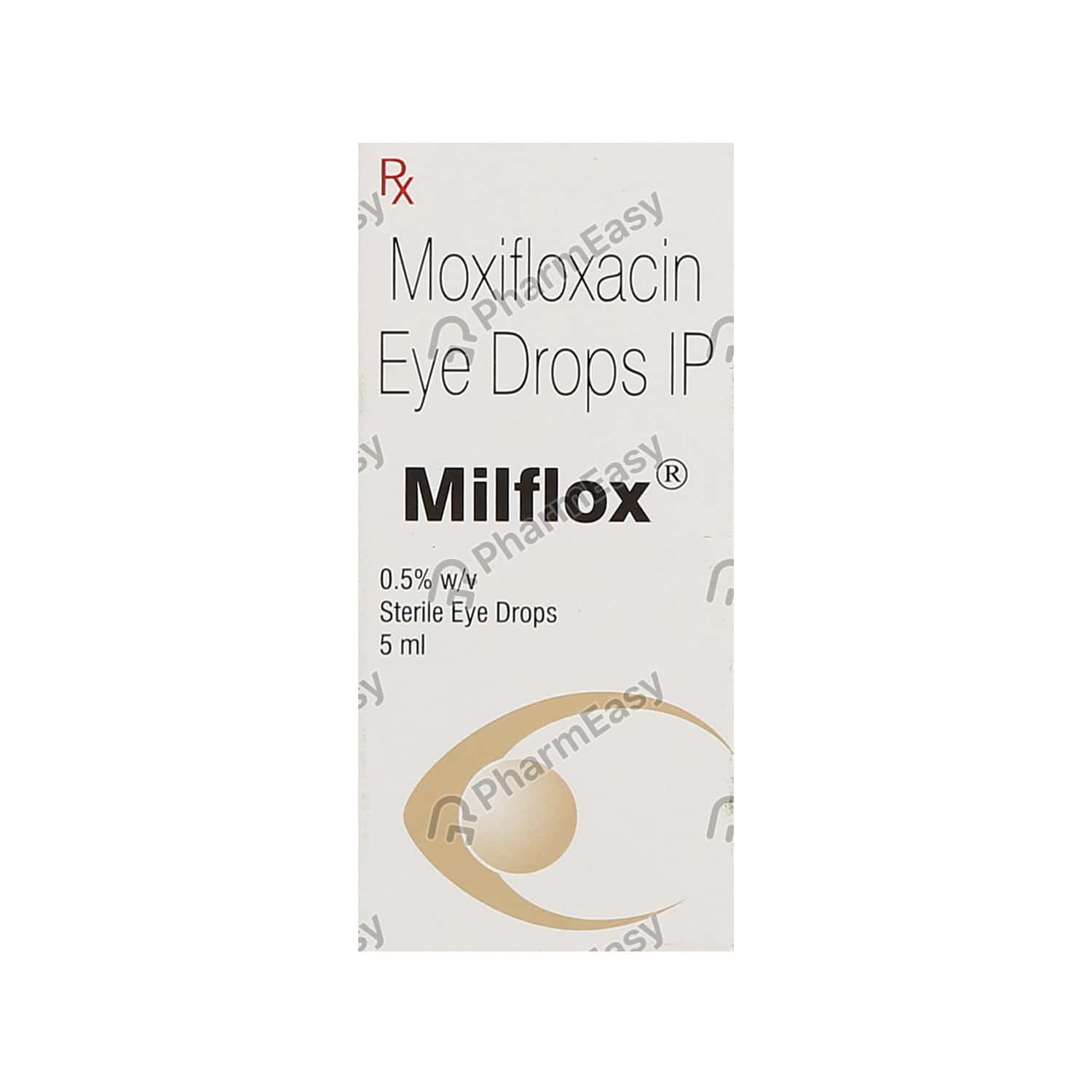Milflox 0.5% Eye Drops 5ml