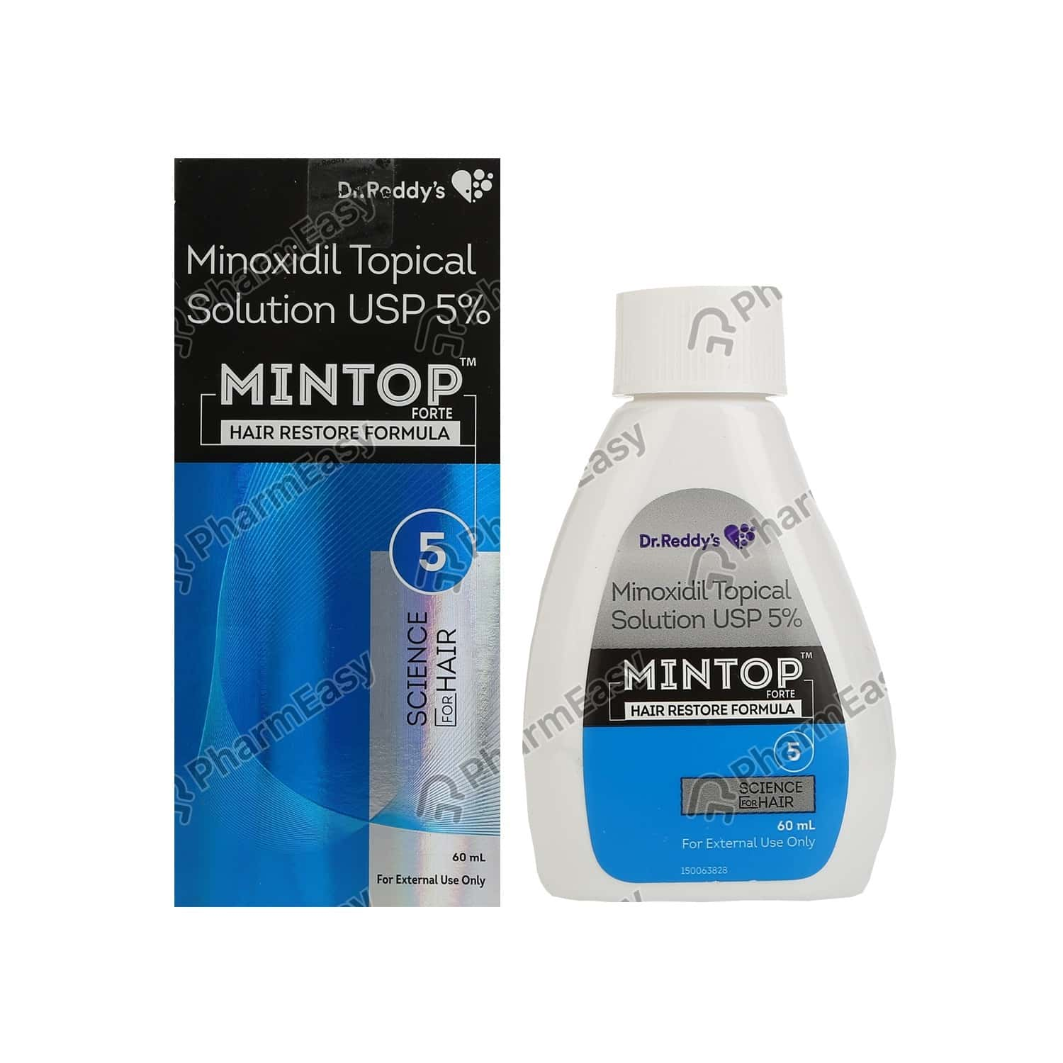 Mintop Forte 5% Solution 60ml