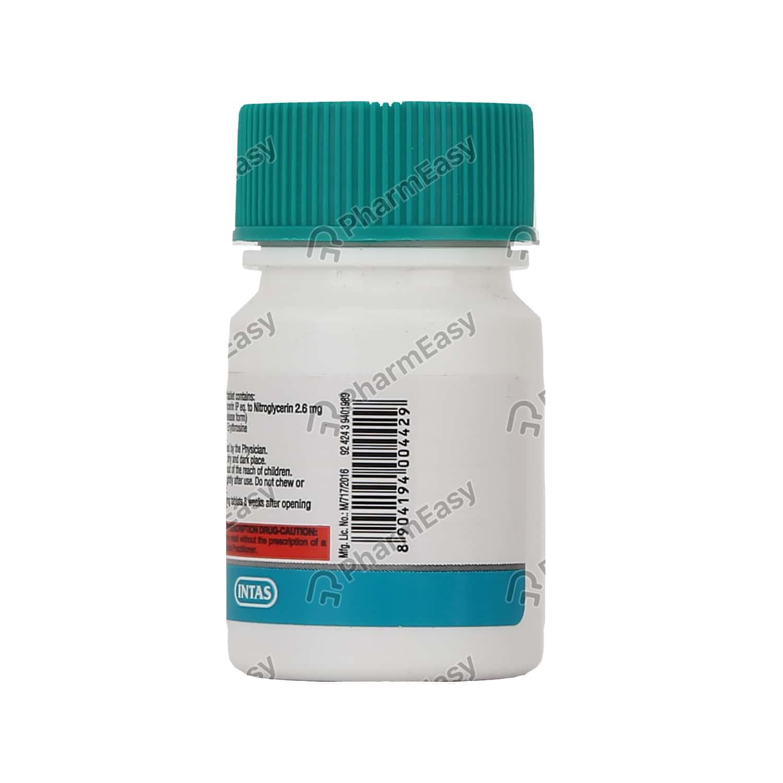 Monit Gtn 2.6mg Bottle Of 30 Tablets