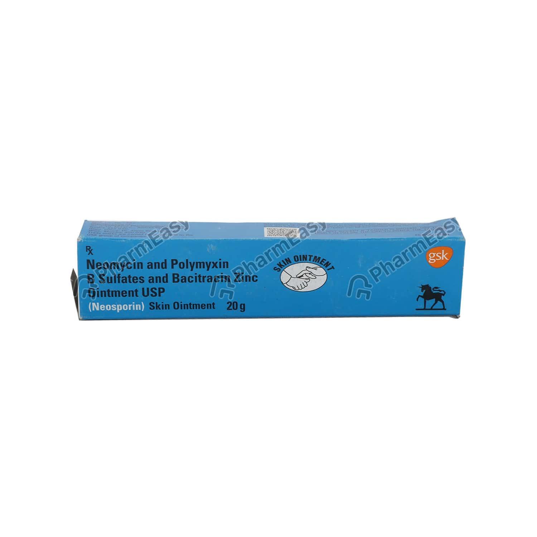 Neosporin Skin Oint 20gm
