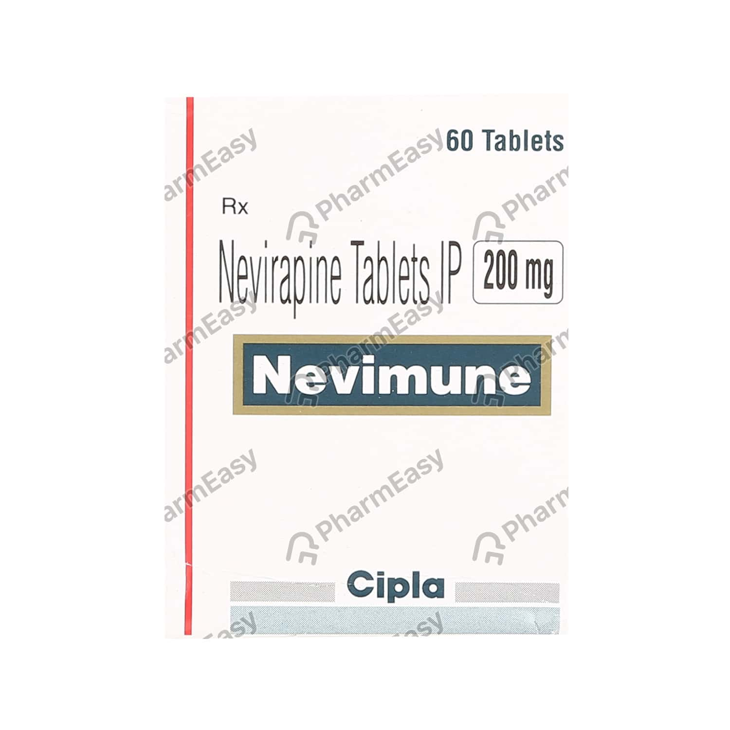 Nevimune Bottle Of 60 Tablets
