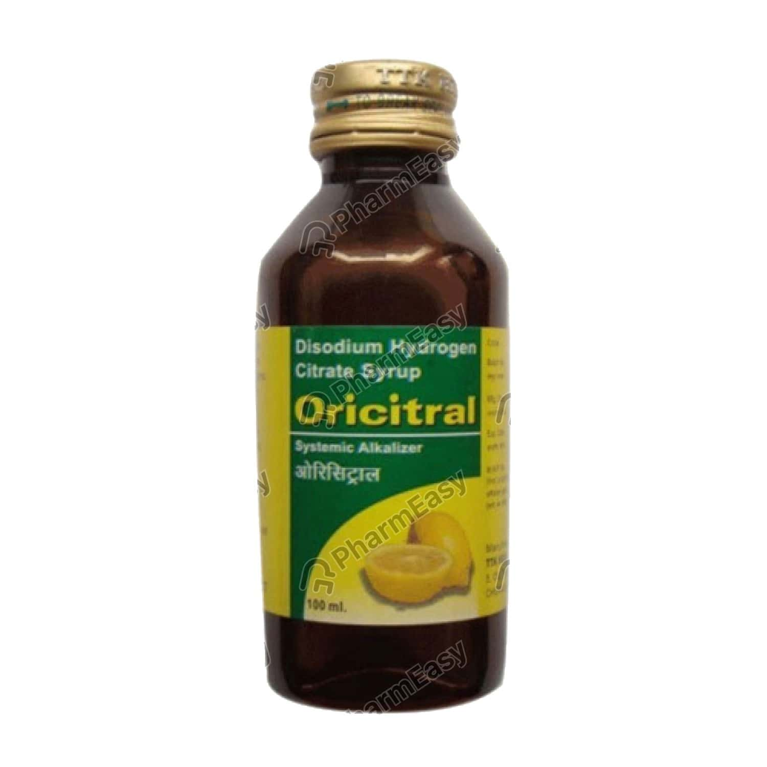 Oricitral Syp 100ml