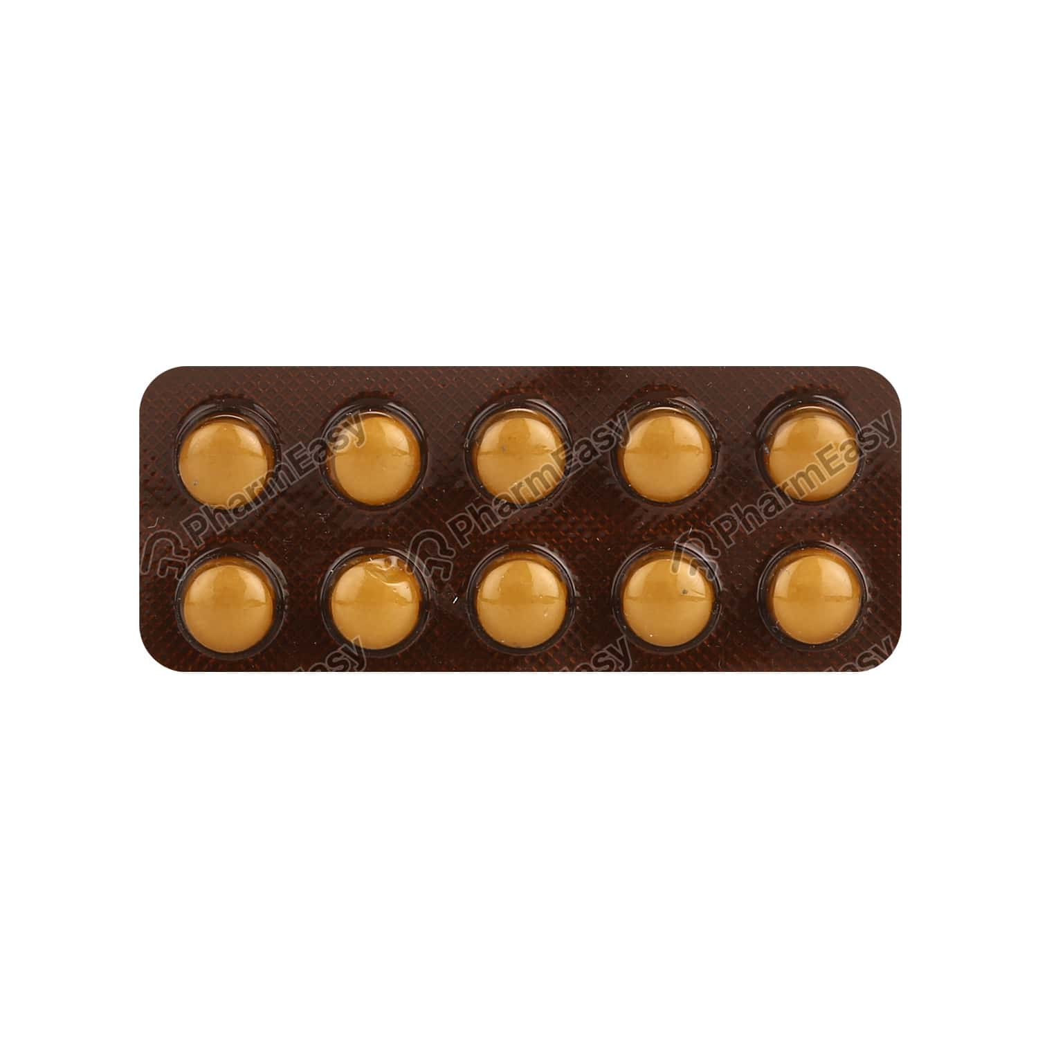 Orokinase Strip Of 10 Tablets