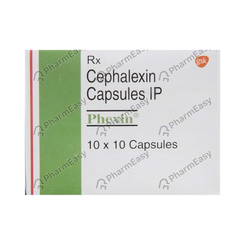 Phexin 250mg Capsule