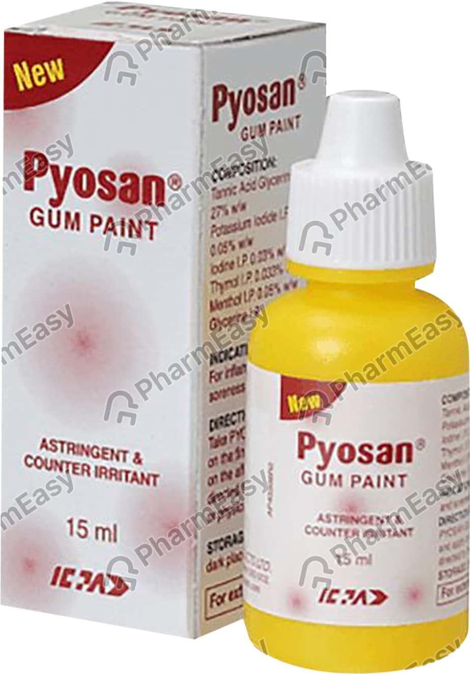 New Pyosan Gum Paint 15ml