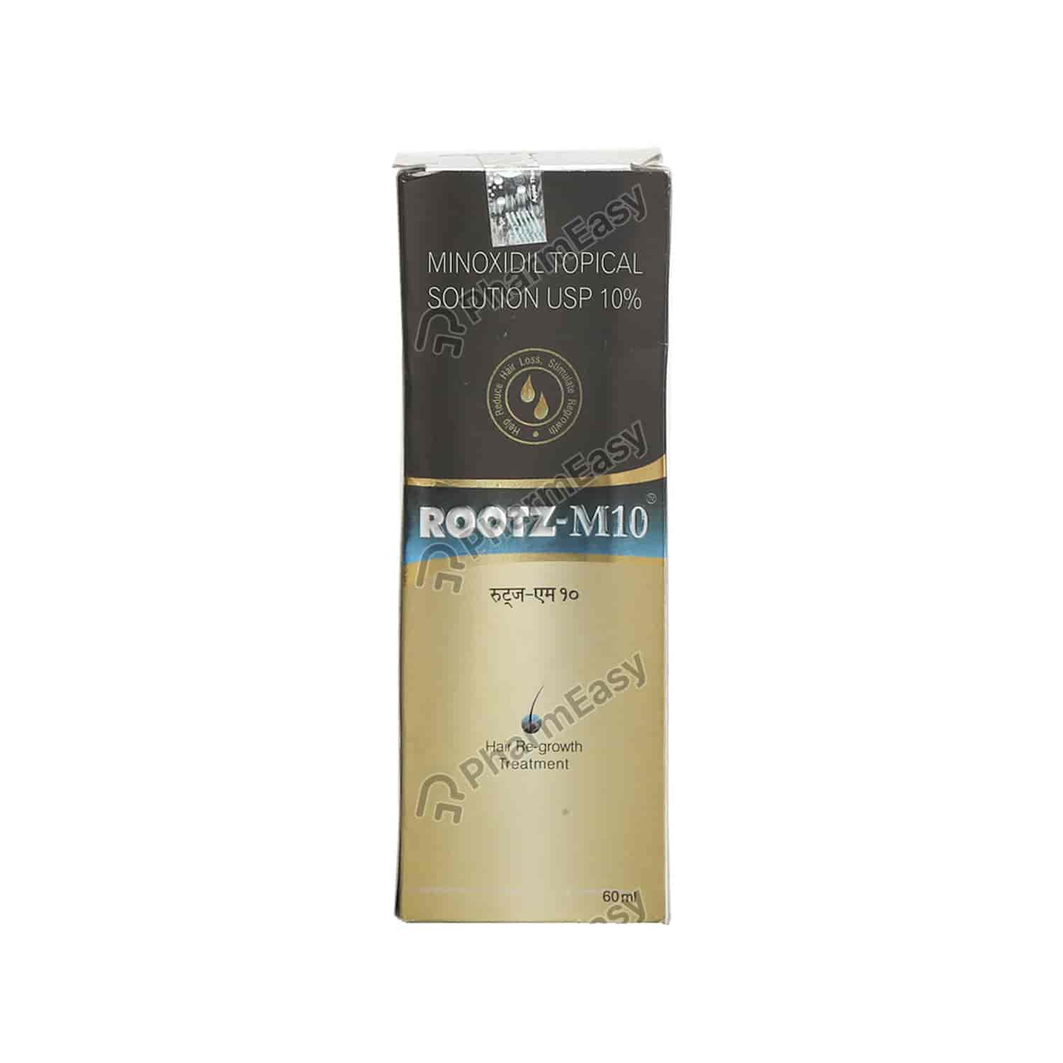 Rootz M10 10% Lotion