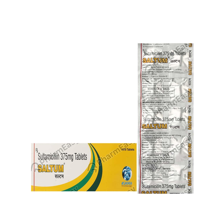 Saltum 375mg Tablet