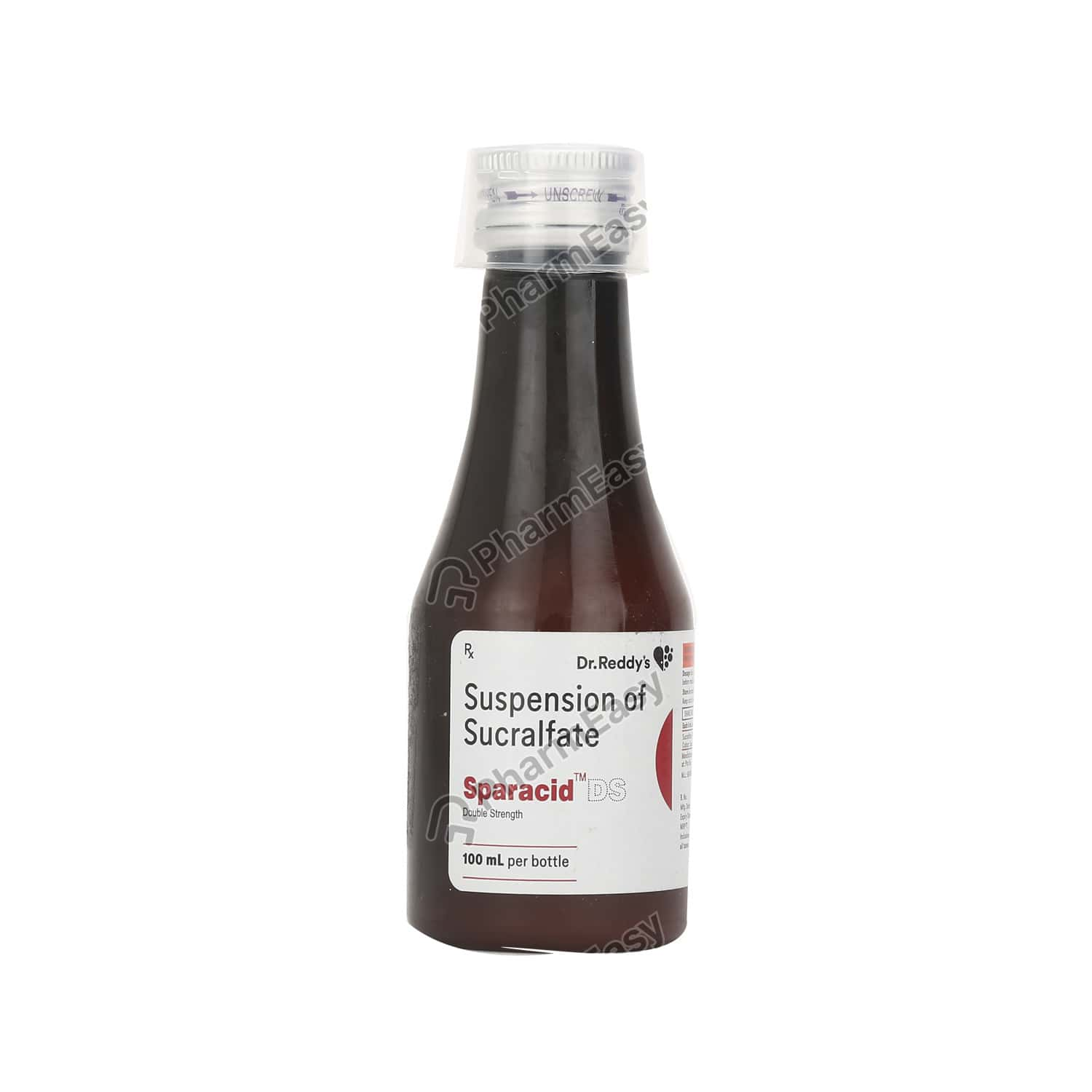 Sparacid Ds Syrup 100ml