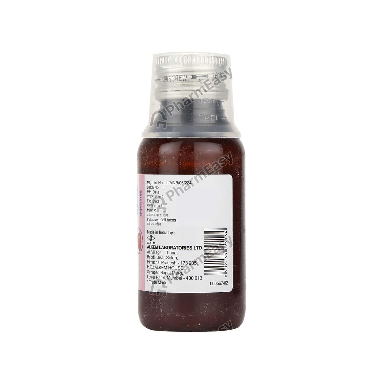 Sumo L Ds Strawberry Flavour 250mg Suspension 60ml