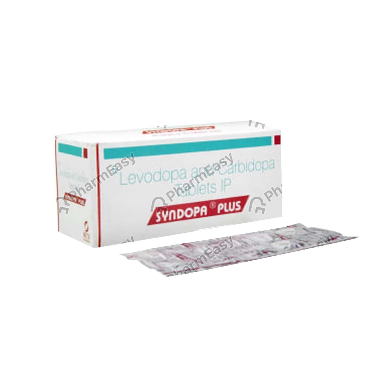 Syndopa Plus Strip Of 10 Tablets