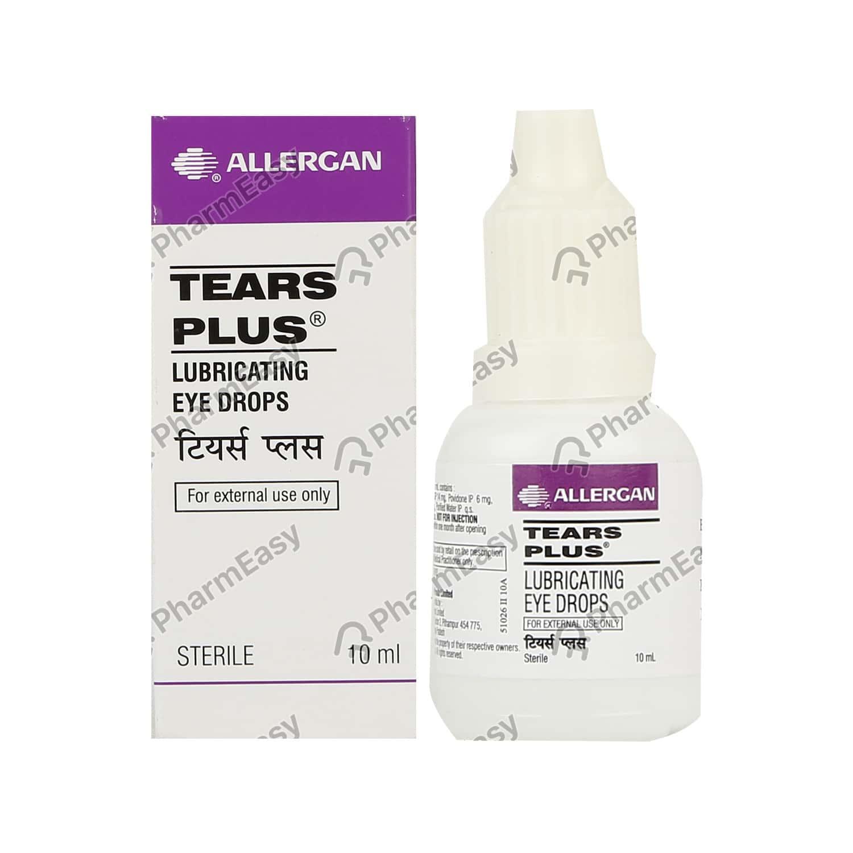 Tears Plus Eye Drops 10ml