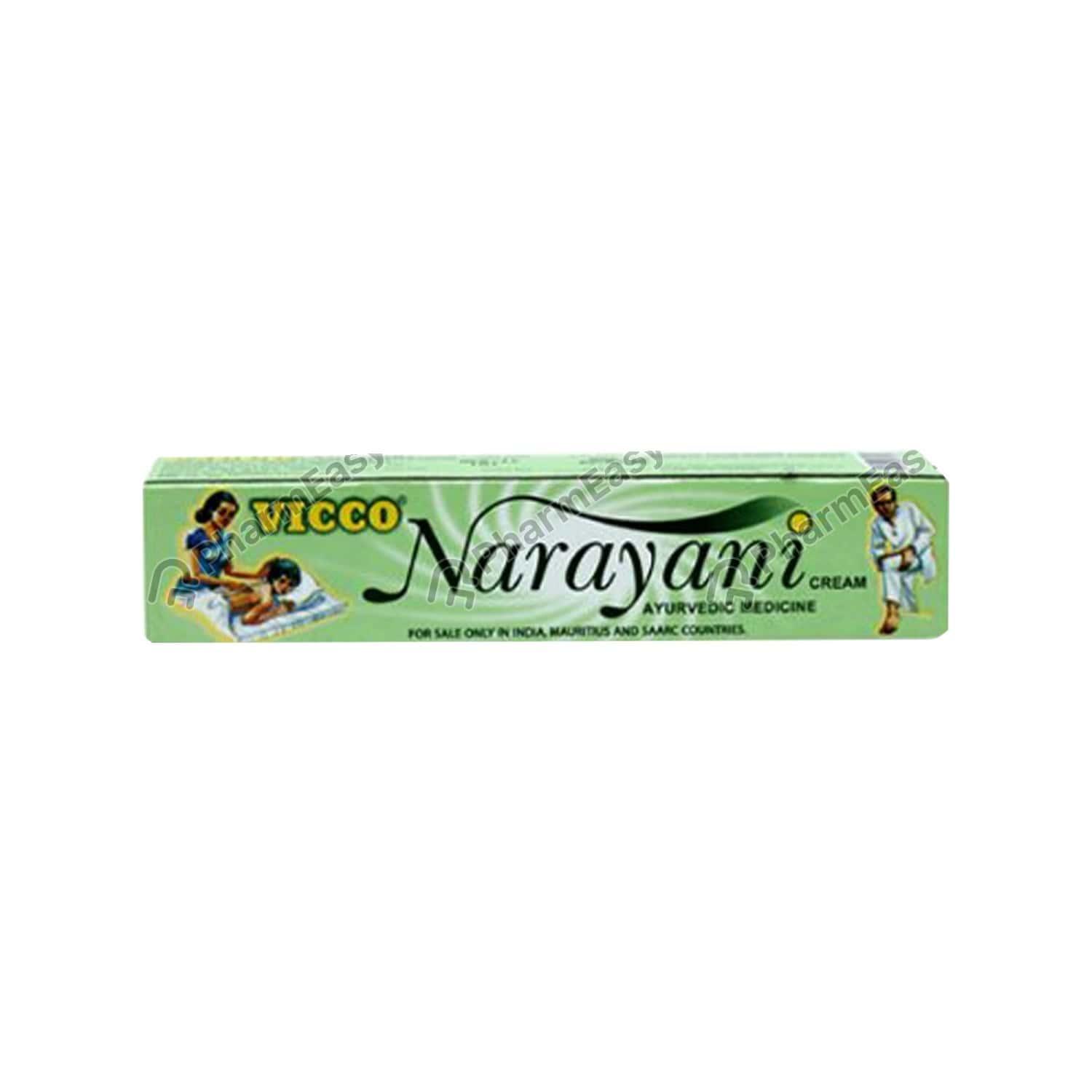 Vicco Narayani Cream - 15 Gm