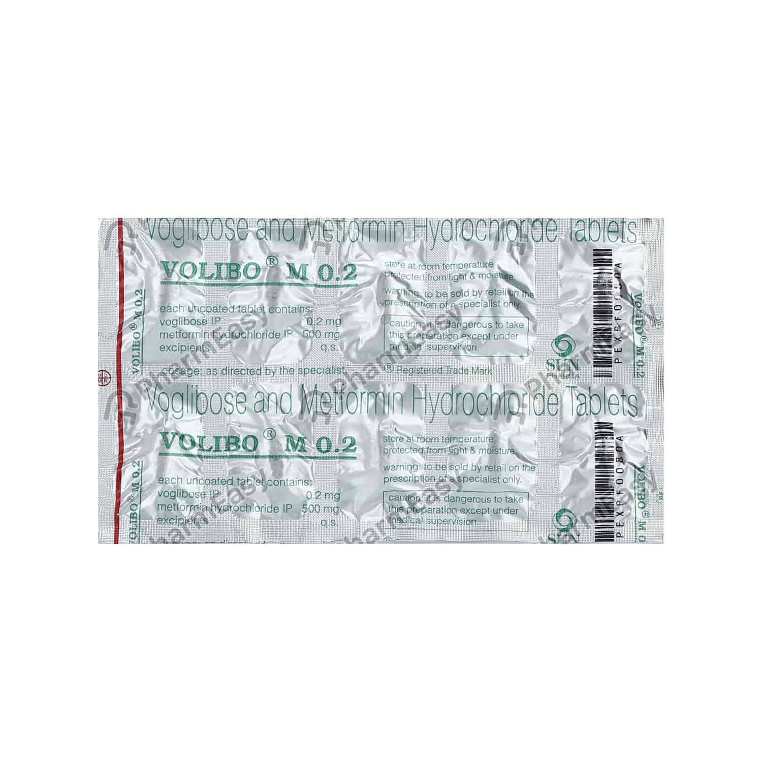 Volibo M 0.2mg Tablet