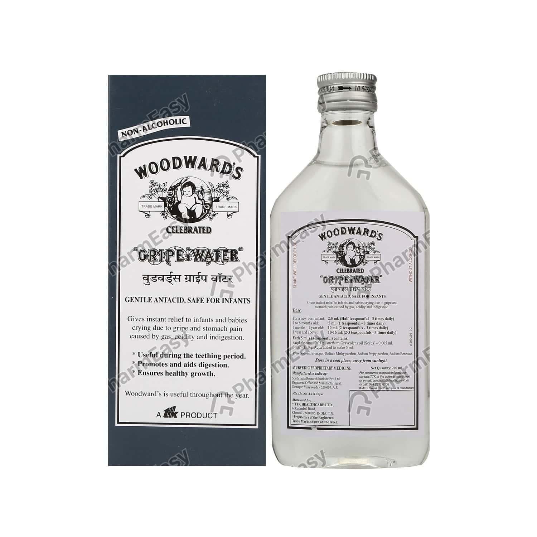 Woodward's Gripe Water - 200 Ml