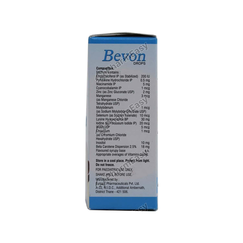 Bevon Bottle Of 15ml Drops