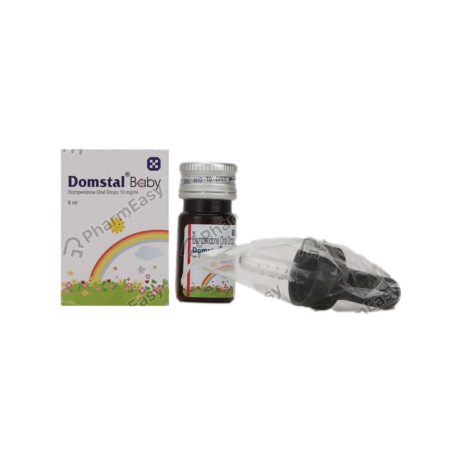 Domstal Baby Strawberry Flav Drops 5ml