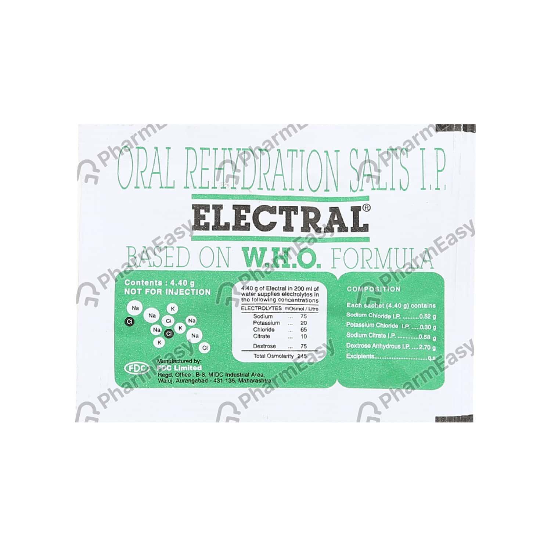 Electral Powder 4.4gm