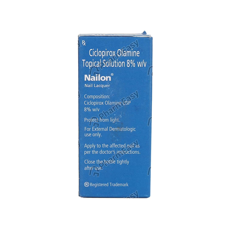 Nailon Nail Lacquer 5ml